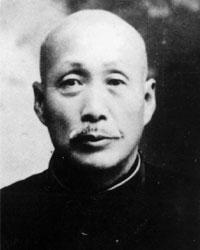 李献瑞さんの父・李成林将軍。1940年(昭和15年)~1944年(昭和19年)の晩年の写真。辛亥革命に参加した国民政府の古参党員だった。